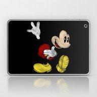 Laptop & iPad Skin featuring DISNEY MICKEY MOUSE: DAR… by DrakenStuff+
