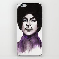 The Prince iPhone & iPod Skin