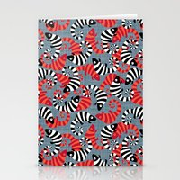 Safety in Numbers Stationery Cards