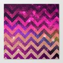 CHEVROn Canvas Print