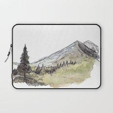 Fresh Mountain Err Laptop Sleeve