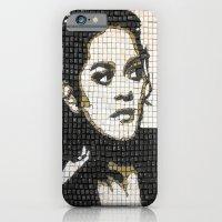 Keyboard Mosaic iPhone 6 Slim Case