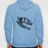 Allosaurus Hoody