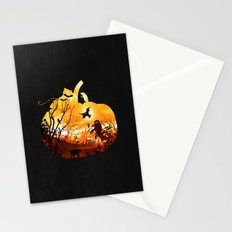 All Hallows Eve Stationery Cards