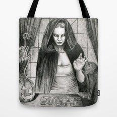 The Mis-Fortune Teller Tote Bag