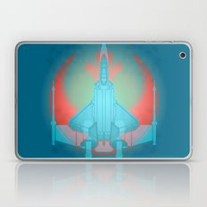 Into the future USAF F22 Laptop & iPad Skin