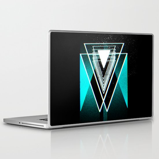 the tower pt3 Laptop & iPad Skin