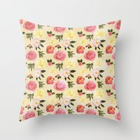 Just As Sweet Throw Pillow