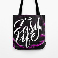 Easy Life Tote Bag