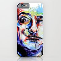 iPhone & iPod Case featuring Salvador Dalì by KlarEm