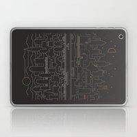 City 24 Laptop & iPad Skin