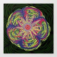 Peyote Canvas Print