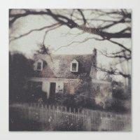 Richmond House Canvas Print