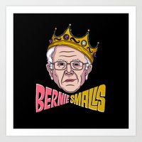 Bernie Smalls Art Print