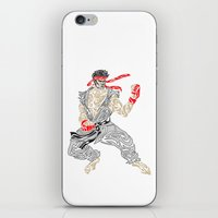 Ryu iPhone & iPod Skin