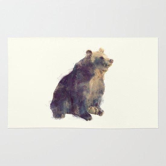 Bear // Nova Area & Throw Rug