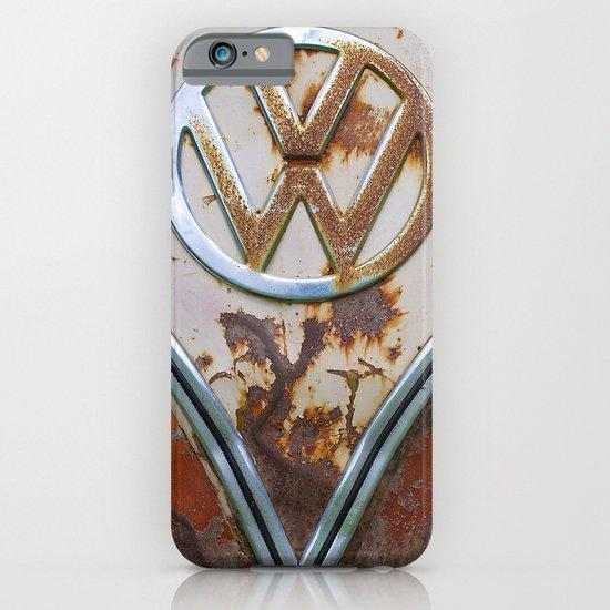 Rusty VW iPhone & iPod Case