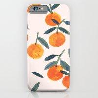 Clementines iPhone 6 Slim Case