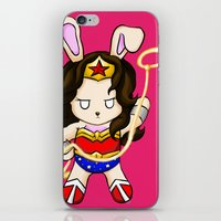 WonderBun iPhone & iPod Skin