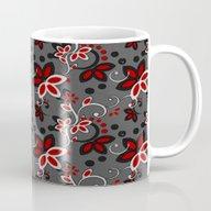 Floral Endeavors Mug