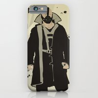 iPhone & iPod Case featuring The Dark Knight: Bane by Warren Glass