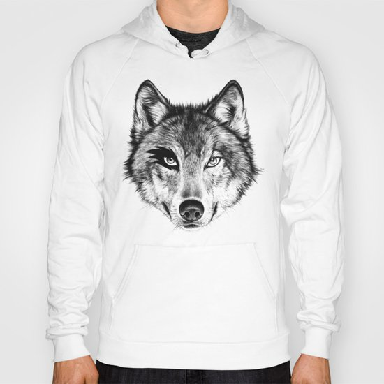 The Wolf Next Door Hoody