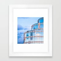 Step Right Up Framed Art Print