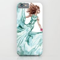 iPhone & iPod Case featuring Ice Queen by Notsniw
