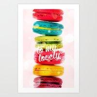 Only Love 8 Art Print