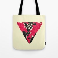 This Heart Shaped Hole Tote Bag