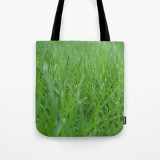 Summer Grass Tote Bag