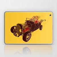 Bonnie & Clyde Laptop & iPad Skin