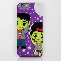 The Frankenstein Stomp iPhone 6 Slim Case