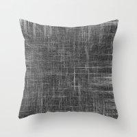 Throw Pillow featuring Fiber Depth by MattXM85