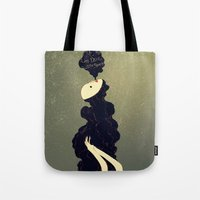 The Air Was Dense With Spirits Tote Bag