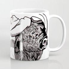Bison Mug