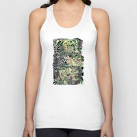 SPRING CYCLE Unisex Tank Top