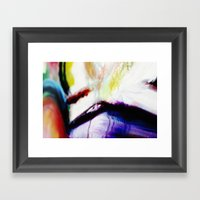 Laid To Rest Icon Framed Art Print