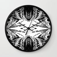 Tropic Jungle Wall Clock
