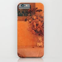 Still Life With Dry Flow… iPhone 6 Slim Case