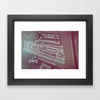 '69 GTO Framed Art Print