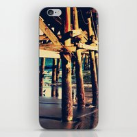 Cherry Grove SC Fishing … iPhone & iPod Skin