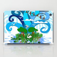 Wetlands iPad Case