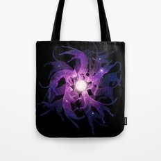 cats and catch Tote Bag