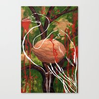 The Walnut Tree Canvas Print