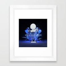 BP #1 Framed Art Print