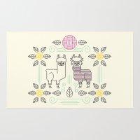 Alpacas Rug