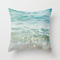 Falling Into A Beautiful… Throw Pillow