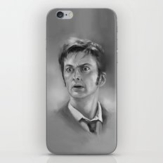 10th  Doctor iPhone & iPod Skin