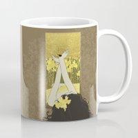Awakening With Narcissus Mug